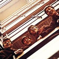 The two beatles photo sessions at emi and the album covers for Balcony sessions