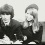 George Harrison & Pattie Boyd announce their engagement