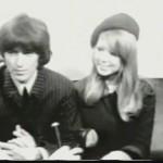 George Harrison & Pattie Boyd announce their engagement