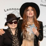 Yoko Ono rewards Lady Gaga with LennonOno Grant for Peace