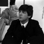 A Hard Day's Night Set Photo