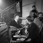 A Hard Day's Night Set Photo