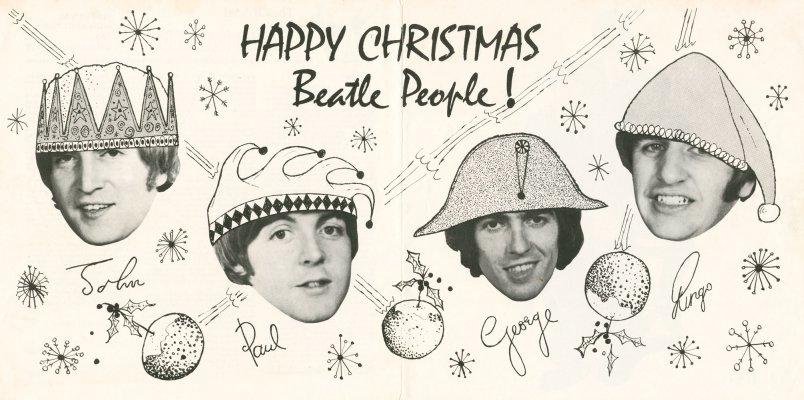 Beatles Christmas