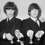 The Beatles honoured with an MBE