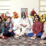 The Beatles in Wales, where they had travelled to learn more about Transcendental Meditation from Maharishi Mahesh Yogi in 1967