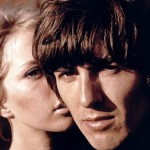George Harrison with girlfriend and later wife, Pattie Boyd, 1965