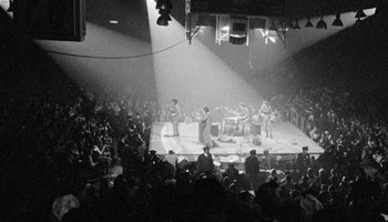 Beatles' First USA Concert Feb 1964 Washington