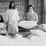 John and Yoko bed-in