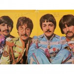 "Autographed copy of Beatles' ""Sgt. Pepper's LHCB"" fetches $290,500"