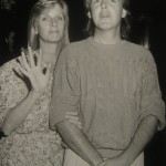 Paul McCartney with Linda New York 22 August 1986