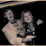 Paul McCartney with Linda