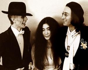 John Lennon David Bowie
