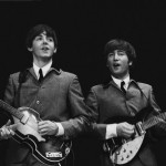 Beatles at Washington Coliseum, the Mike Mitchell shoots