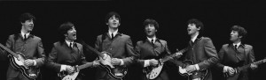Beatles at Washington Coliseum Mike Mitchell 6