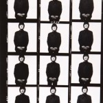 David Bailey Beatle John photo session contact sheets 1