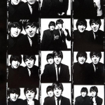 David Bailey Beatles photo session contact sheets 2