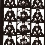 David Bailey Beatles photo session contact sheets 3