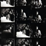 David Bailey Beatle Paul photo session contact sheets 1