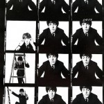 David Bailey Beatle Paul photo session contact sheets 5