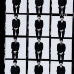 David Bailey Beatle Paul photo session contact sheets 6