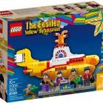 The Beatles' Yellow Submarine Lego set