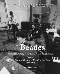 The Beatles Recording Reference Manuals
