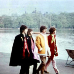 The Beatles at the Serpentine, Hyde Park May 18th 1967