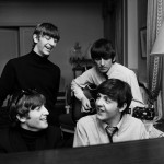 Composer and singer of the Beatles' songs