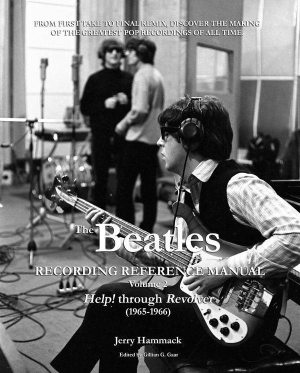 The Beatles Recording Reference Manual: Volume 2