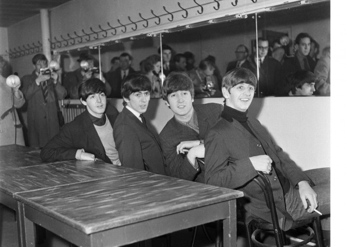 The Beatles in Leicester Autumn 1963