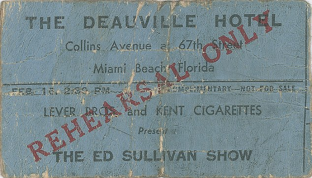 Miami 1964 deauville fan