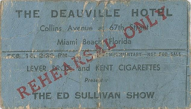 Miami 1964 deauville fan