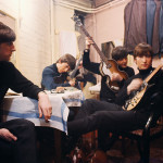 The Beatles in 1963 by Shahrokh Hatami