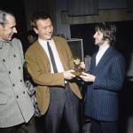 Geoff Emerick, Beatles Chief Recording Engineer, Dies at 72