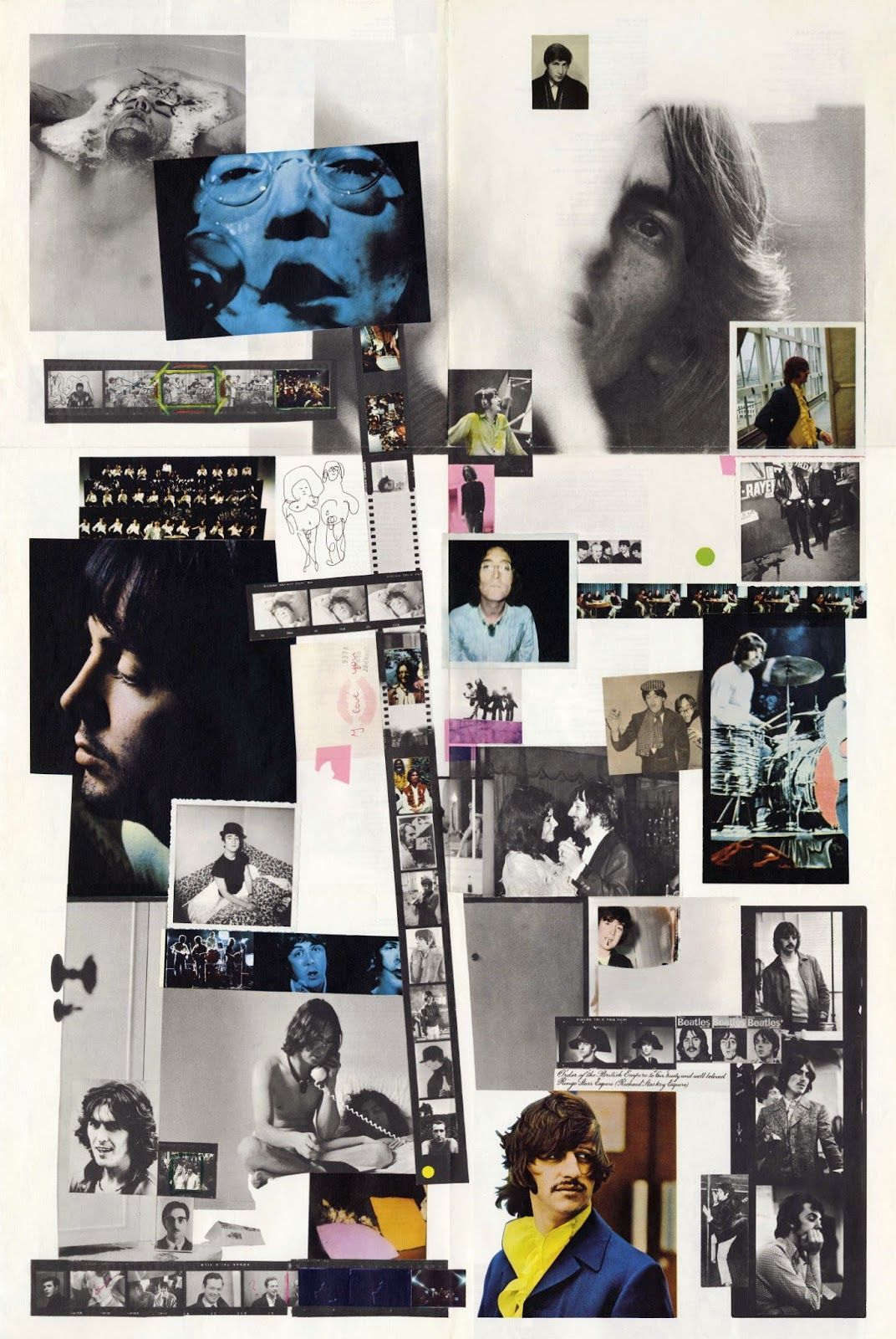 White Album, Richard Hamilton's