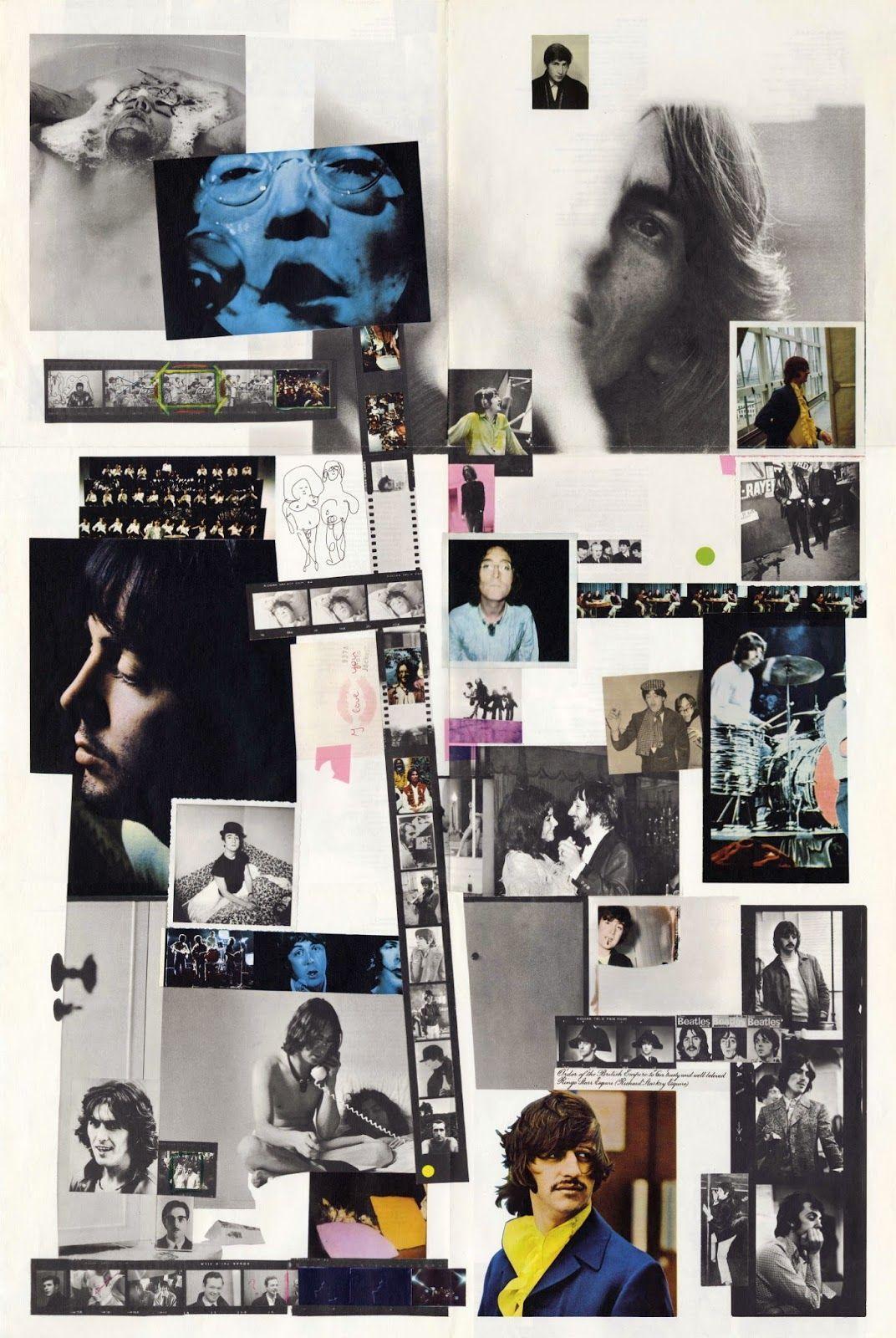 White Album, Richard Hamilton's