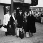 Leaving for India, 1968