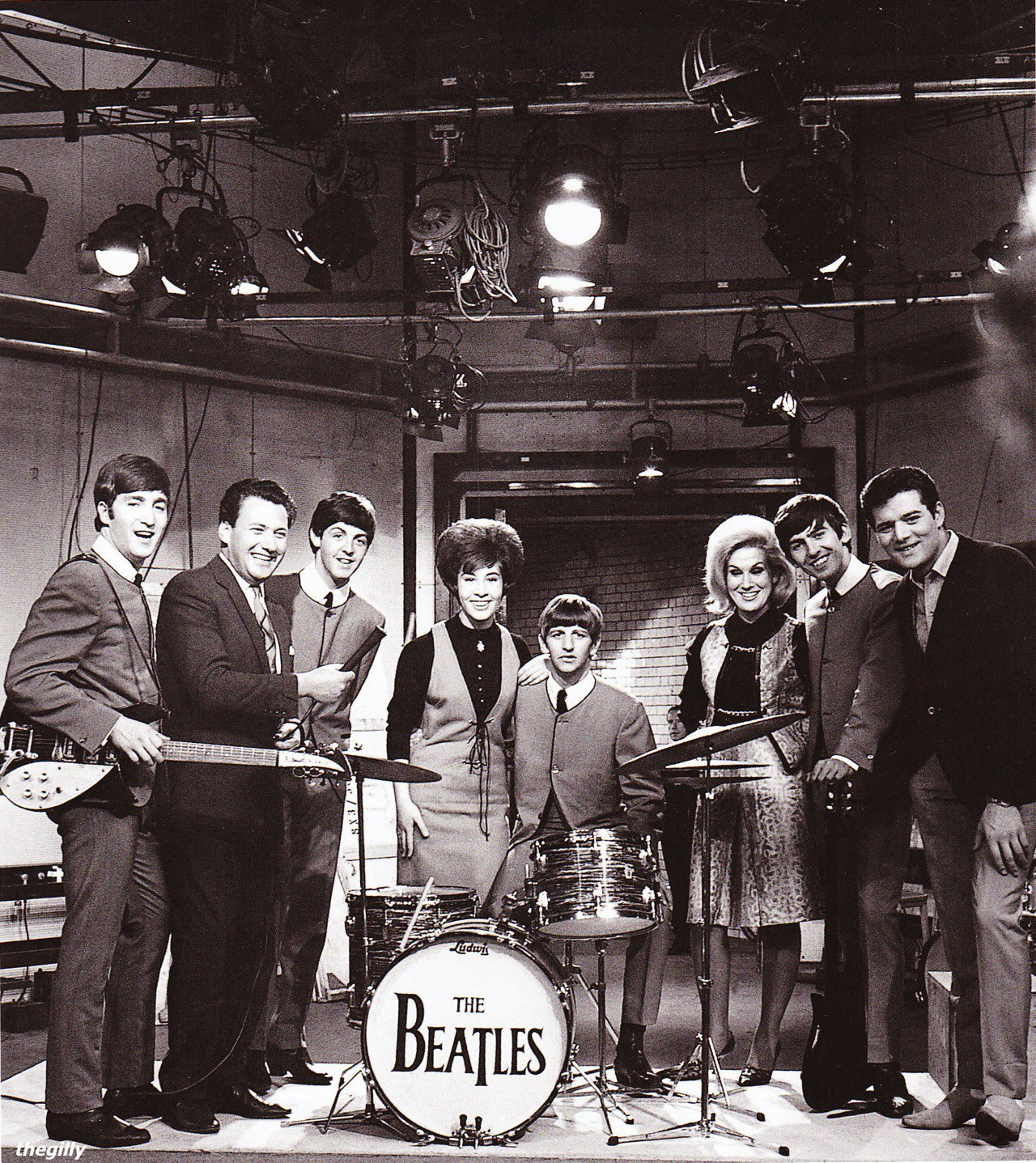 The Beatles at Ready, Steady, Go! 4 October 1963