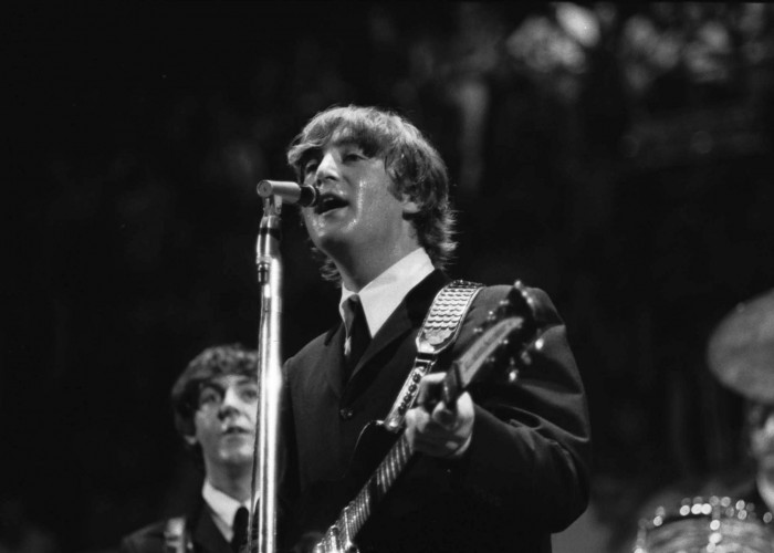 John Lennon, Paul McCartney, Cincinnati