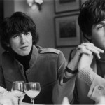 The Beatles at The Antrobus Arms Hotel, Amesbury, Wiltshire