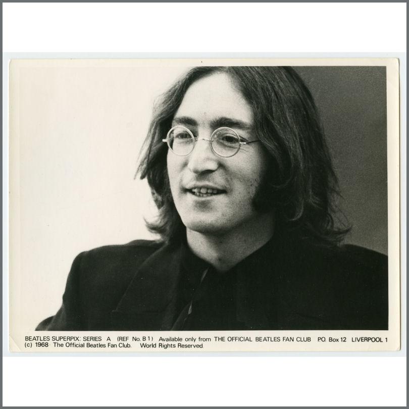 John Lennon 1968