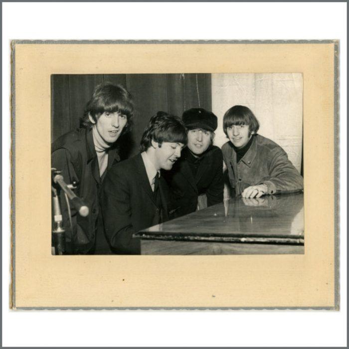 The Beatles 1965 Sheffield UK