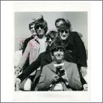 The Beatles 1966 San Francisco Airport