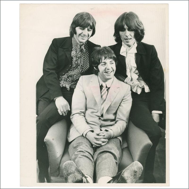 The Beatles 1968 Yellow Submarine Press Screening
