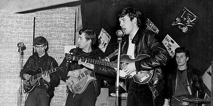 Beatles Aldershot
