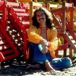 George Harrison in Acapulco in January 1977