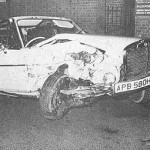 George & Pattie Car Crash – February 28th, 1972