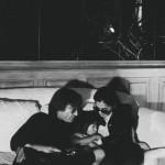 John Lennon, Sean, Yoko Ono