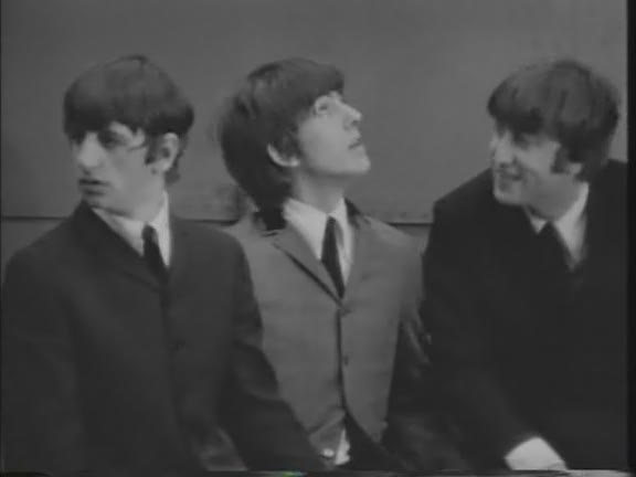 A Hard Day's Night Filmtrailer