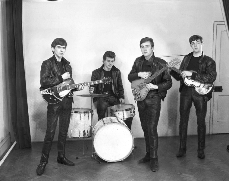 the beatles 1961 photo session albert marrion beatles archive